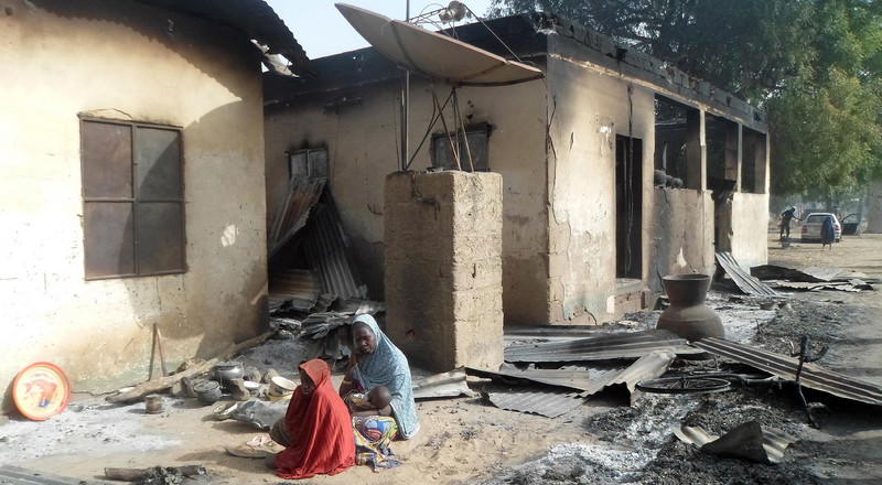 Boko Haram attacks Yobe town, set dozens of houses on fire