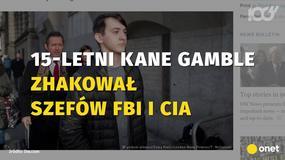 W wieku 15 lat zhakował szefów FBI i CIA. Teraz czeka na wyrok