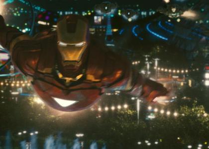 Iron Man 2 Superbohater Na Opak Nw Ucs Newsweekpl