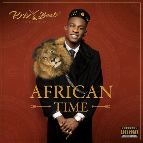 Krizbeatz features Teni on eponymous new single, 'African Time,' releases tracklist for upcoming album. (Krizbeatz)