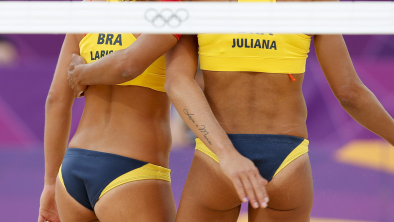 Larissa Franca i Juliana Silva