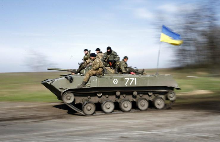 Brojno stanje ukrajinske vojske biće povećano na 250.000 ljudi