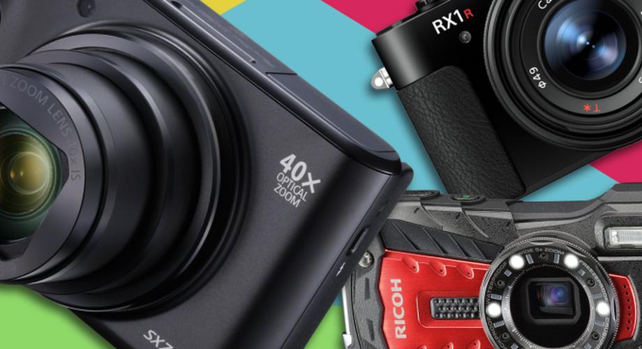 Kaufberatung Kompaktkamera: Der Weg zur perfekten Kamera