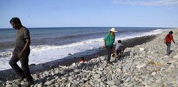 Szaleństwo na wyspie Reunion. Ludzie polują na szczątki samolotu