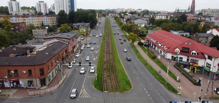 Przebudują drogi z czasów Gierka. Dąbrowa Górnicza remontuje główną arterię miasta