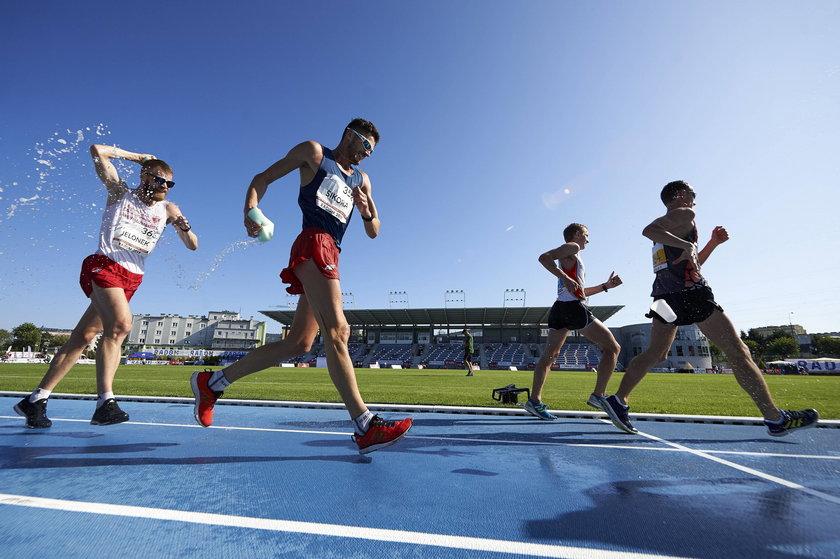 Noc z soboty na niedzielę będzie rzezią dla zawodników startujących na 50 km w chodzie w mistrzostwach świata w Katarze