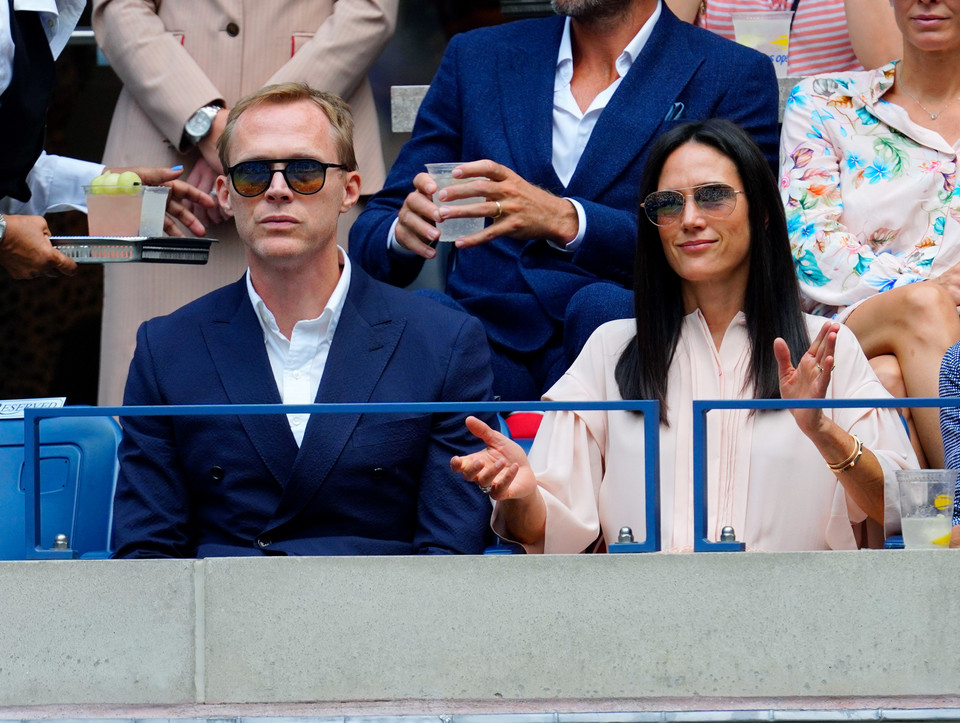 Paul Bettany i Jennifer Connelley