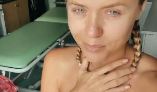 """Anna Skura po raz pierwszy pokazała, jak wygląda jej biust po poważnej operacji. """"Zamknięcie oczu niczego nie zmieni"""""""