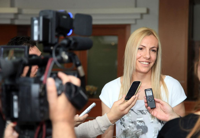 Ivana Đerisilo opet u nacionalnom timu posle četiri godine