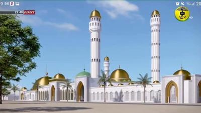 Les spécificités hors-normes de la grande mosquée de Tivaouane