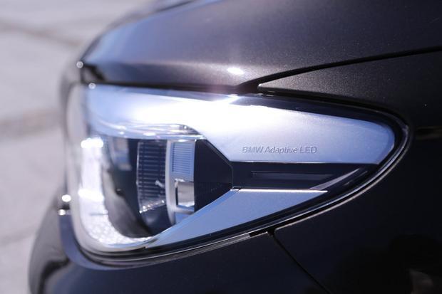 Reflektor przedni w BMW 5 GT