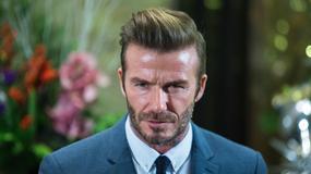 David Beckham nie gwiazdorzy