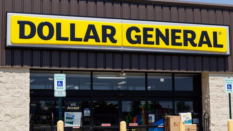 Dollar General is expanding rapidly across the United States.