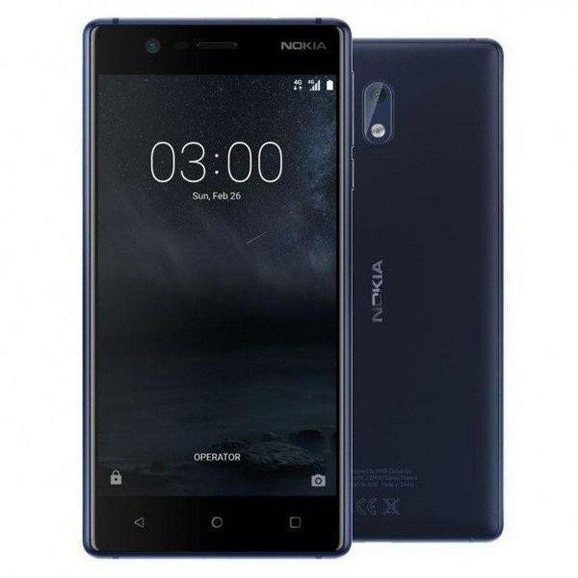 Nokia 3 16GB Dual Sim Niebieski