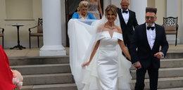 Ślub Rutkowskiego i Plich. Panna młoda zdradza jak się czuje