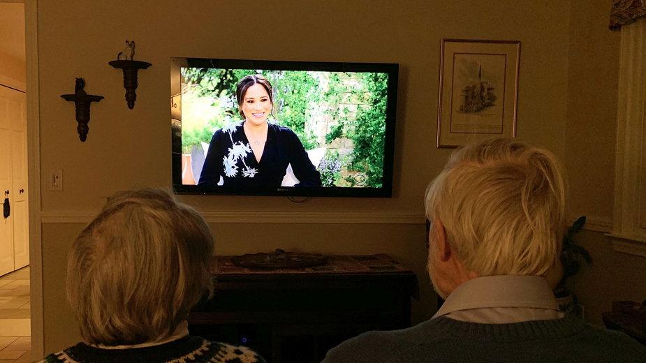 Meghan i Harry u Oprah Winfrey: fala komentarzy po wywiadzie Sussexów