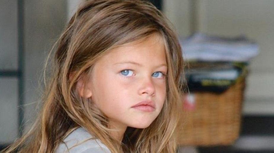 Thylane Blondeau, najpiękniejsza dziewczynka świata, ma 20 lat.