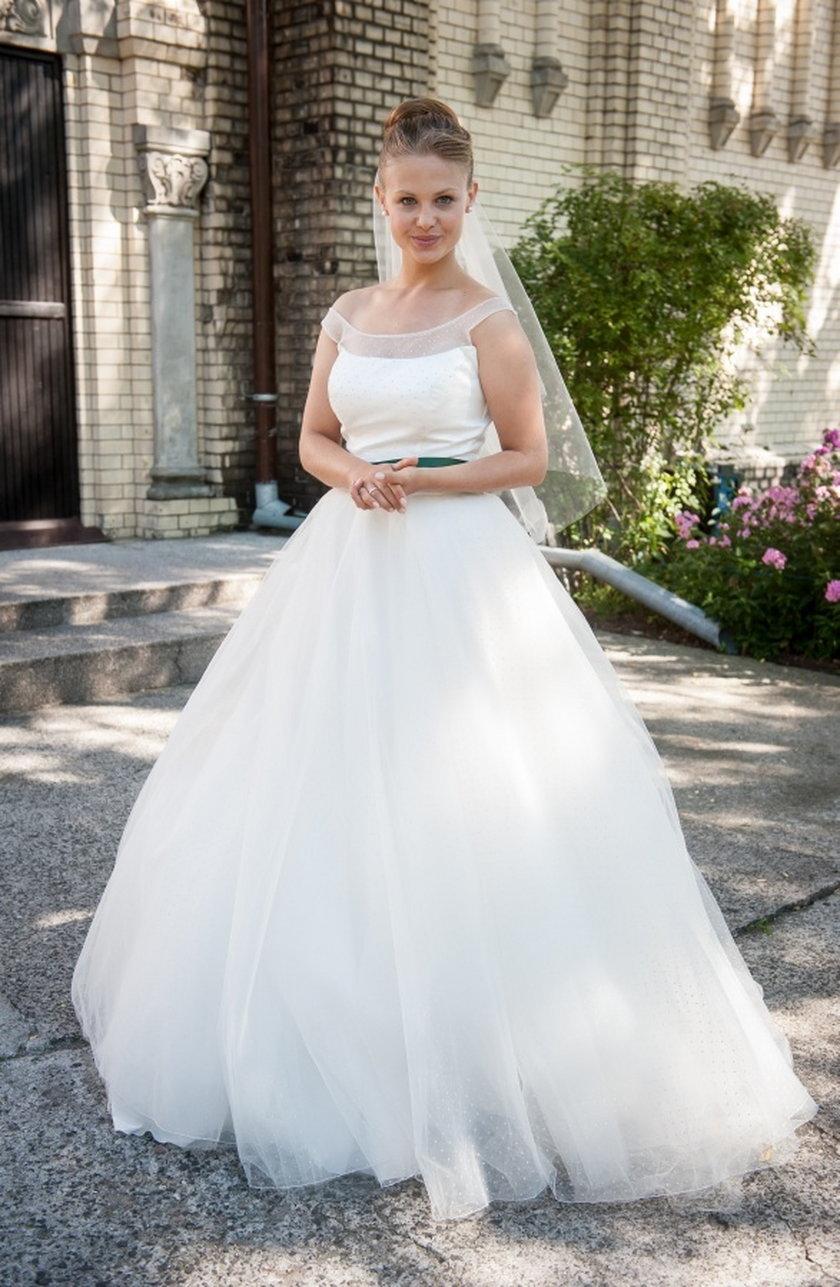 Anna Karczmarczyk wyszła za mąż?! Mamy zdjęcia w sukni ślubnej!