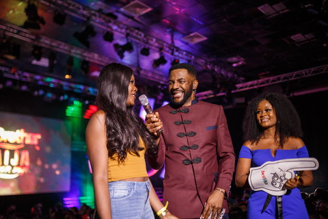 Ebuka has given every presenter in the business of entertainment a reason to either learn from him or just outsmart his skills [BHM]