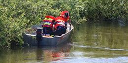 Nurt rzeki porwał dwóch chłopców