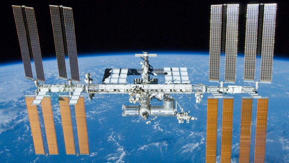 Międzynarodowa Stacja Kosmiczna (maj 2010 r.)
