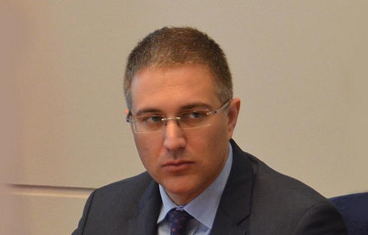Nebojša Stefanović, foto MUP