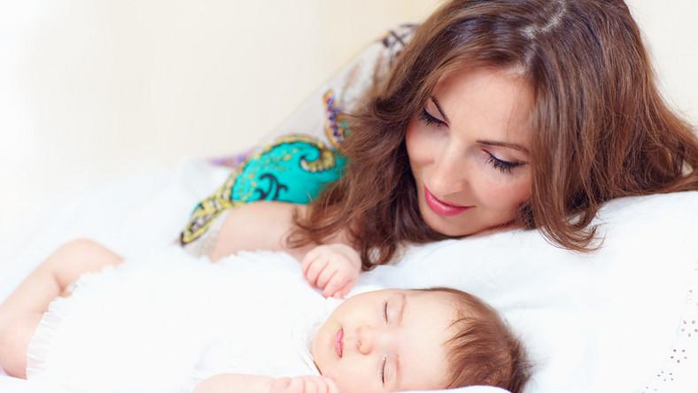 Co zrobić, by maluszek spokojnie zasypiał?