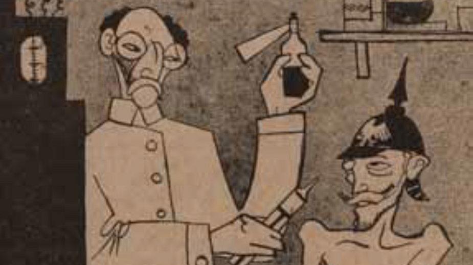 Ilustracja Artura Marii Świnarskiego