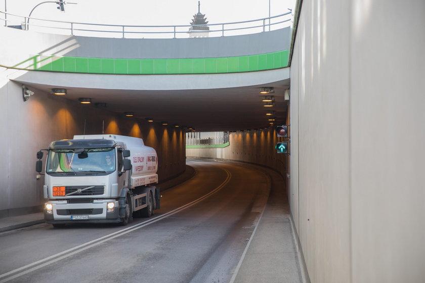 ZDM zapłaci za remont tunelu na Dębcu