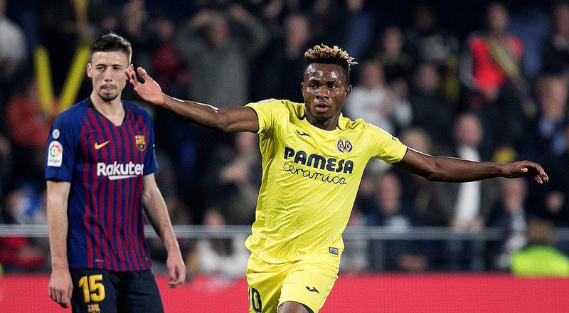 One goal, one assist; We still can't get over Samuel Chukwueze's classy performance against Barcelona