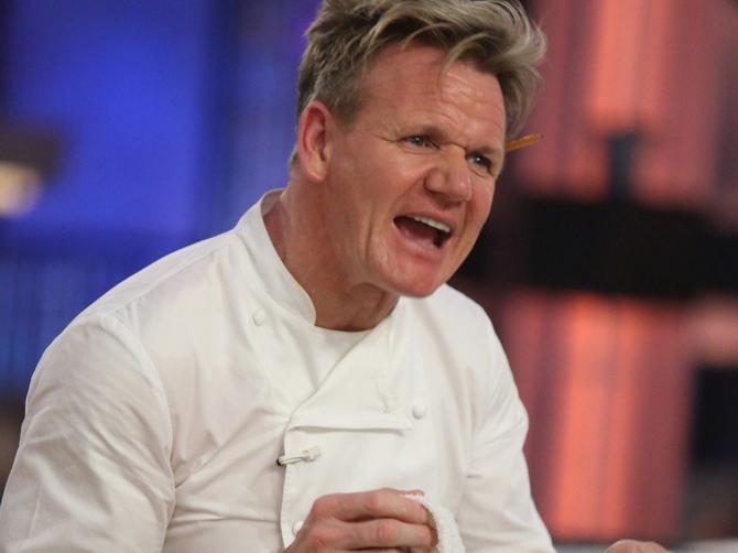 Okršaj dva najpoznatija svetska kuvara: Gordon Remzi opleo po Mišelu Rou