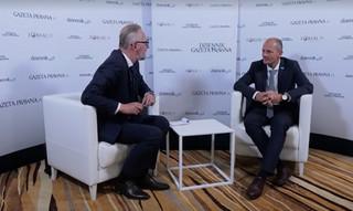 Jan Garbe o transformacji energetycznej i wyzwaniach dla biznesu