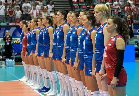 Ženska odbojkaška reprezentacija Srbije