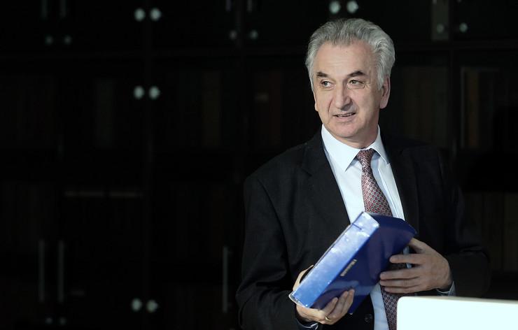Mirko Sarovic ministar SDS