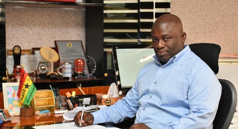Tema Oil Refinery boss Asante Berko