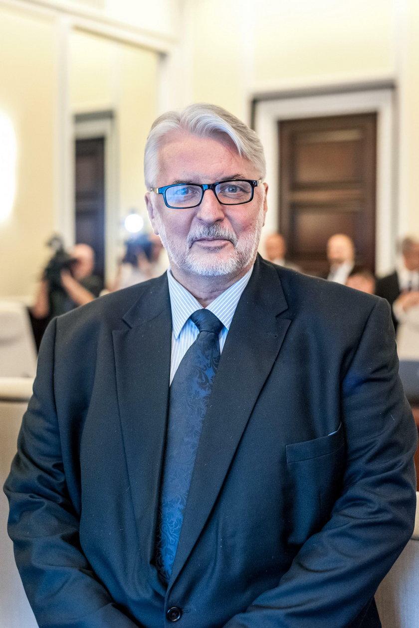 Witold Waszczykowski były szef MSZ