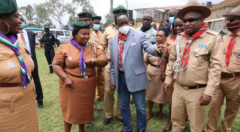Governor Sonko elevated to Nairobi Scouts patron, issues this order