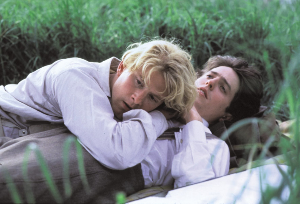 """Maurycy"", reż. James Ivory, 1987"
