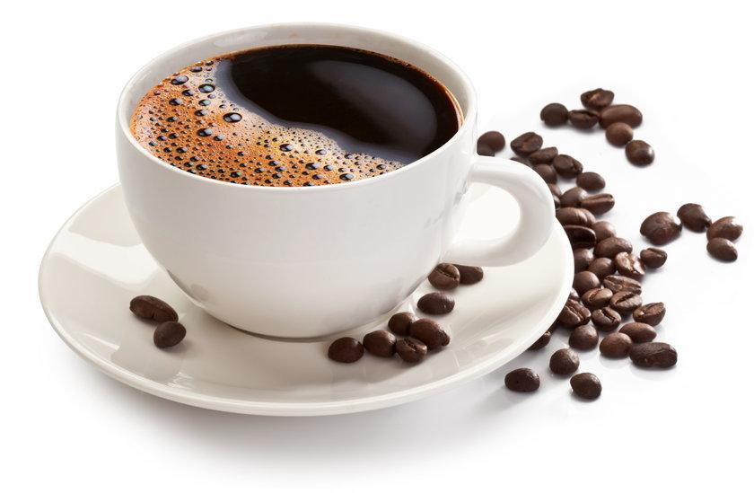 Napoje zawierające kofeinę