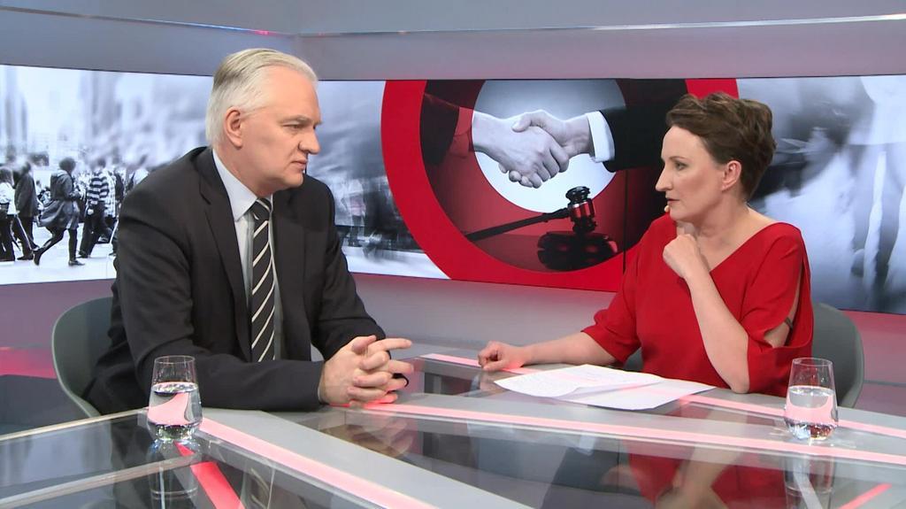 Fakt Opinie: Jarosław Gowin o negocjacjach Dudy i Kaczyńskiego ws. reformy sądów