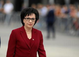 Sejm wybrał Elżbietę Witek (PiS) na stanowisko marszałka izby