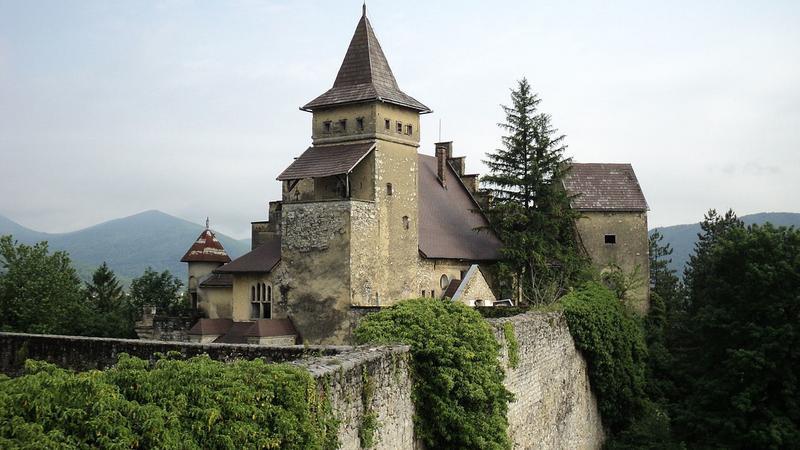 Zamek Ostrožac