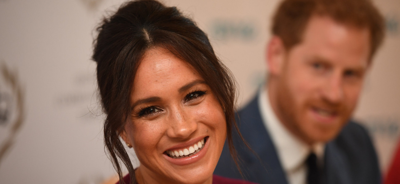 Meghan Markle fot. Pool / i-Images/i-images/East News