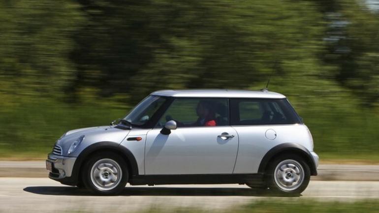 Ryzykowne auta na literę M (2 część)