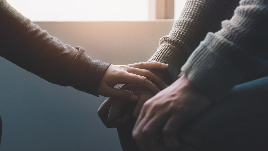 Problemy psychiczne męża niszczą związek Kamili
