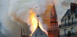 Notre Dame nie była jedyna. W tym samym czasie płonęła inna świątynia