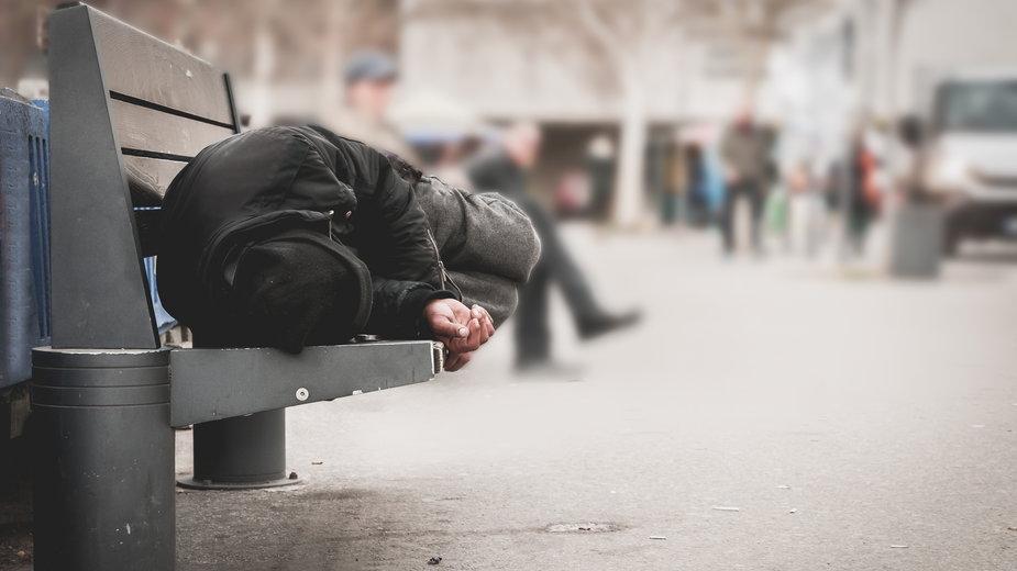 Bezdomni z Londynu będą mogli zamieszkać w hotelach na święta