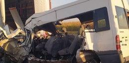 Makabryczny wypadek na autostradzie. Nie żyje pięć osób