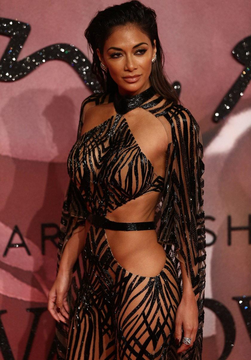 Wpadki na British Fashion Awards 2016