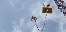Groza w Gdyni. Wypadek podczas skoku na bungee. Nowe fakty